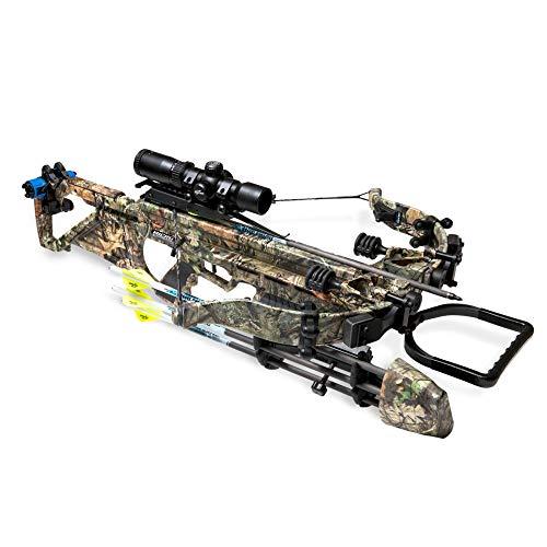 Excalibur Suppressor 400 TD Crossbow - Mossy Oak