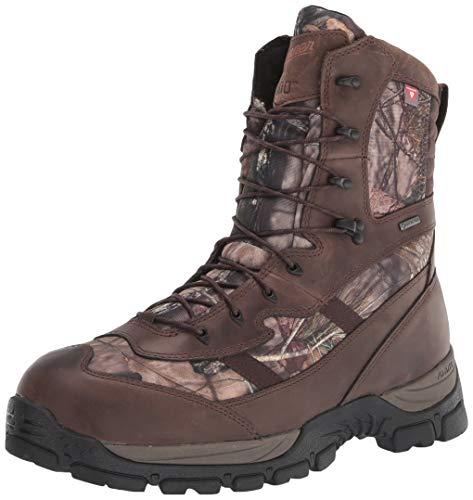 Danner Men's 46724 Alsea 8' Gore-Tex 1000G Hunting Boot, Mossy Oak Break-Up Country - 9 D