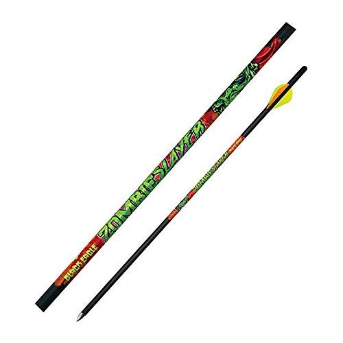 Black Eagle Zombie Slayer Crossbow Fletched Arrows - .001' Half Dozen - 20'