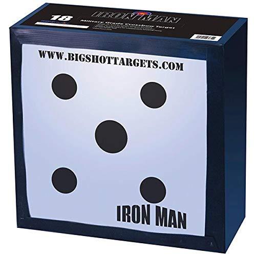 BIGSHOT Iron Man 18' High Compression Archery Field Point Target
