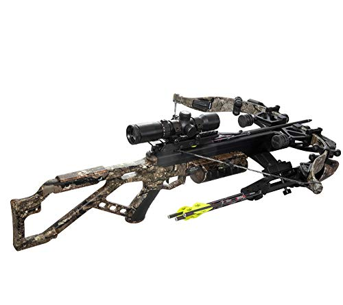 EXCALIBUR CROSSBOW Micro 340 TD- Realtree Timber- w/Tact 100 Scope