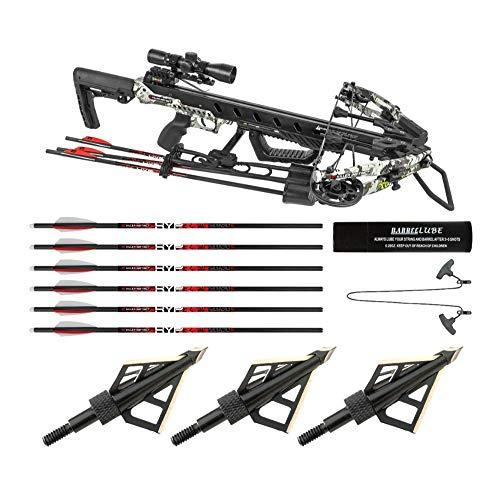 Killer Instinct Ripper 425 Fps Crossbow Package Basic Bundle (3 Items)