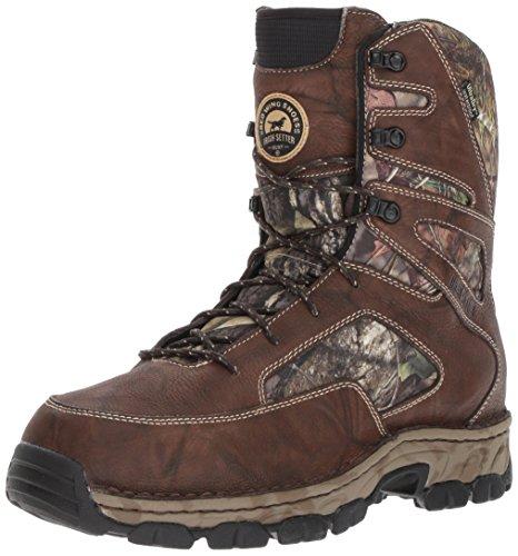 Irish Setter Men's Havoc XT-837 Hunting Shoes, Mossy Oak Camoflage, 9.5 D US