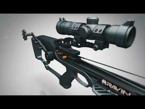 Ravin's Versa-Draw Cocking System Instructional Video