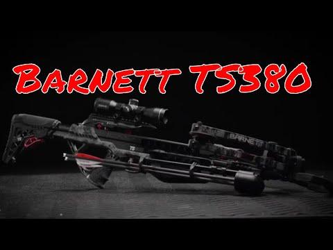 Barnett TS380 Crossbow Review - Tactical AR style Crossbow