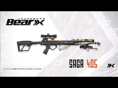 Saga 405 | BearX Crossbows