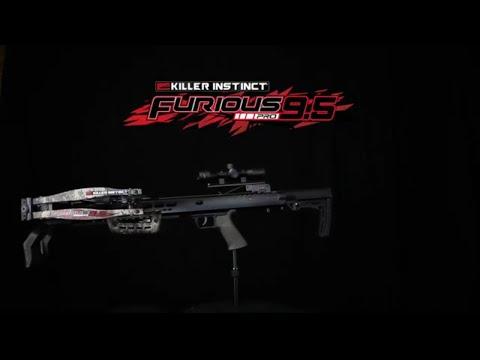 Killer Instinct Furious Pro 9.5 400 FPS Crossbow Review