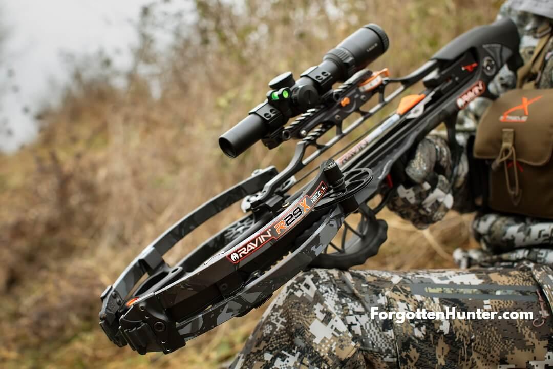 Ravin R29X Sniper Resting