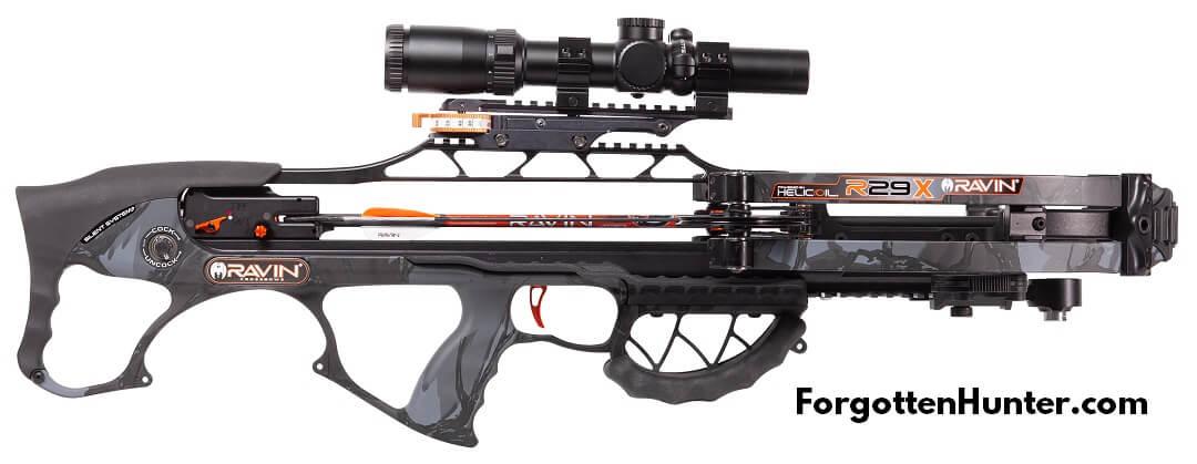 Ravin R29X Sniper Side View