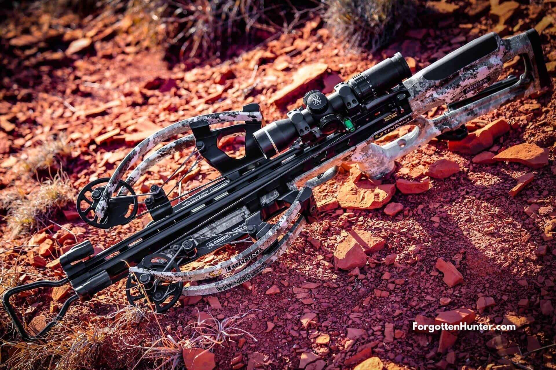 TenPoint Vapor RS470 Crossbow Review