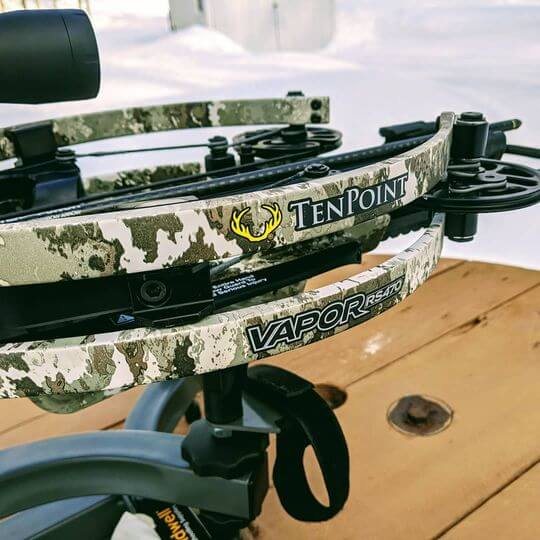 Tenpoint Vapor rs470 crossbow