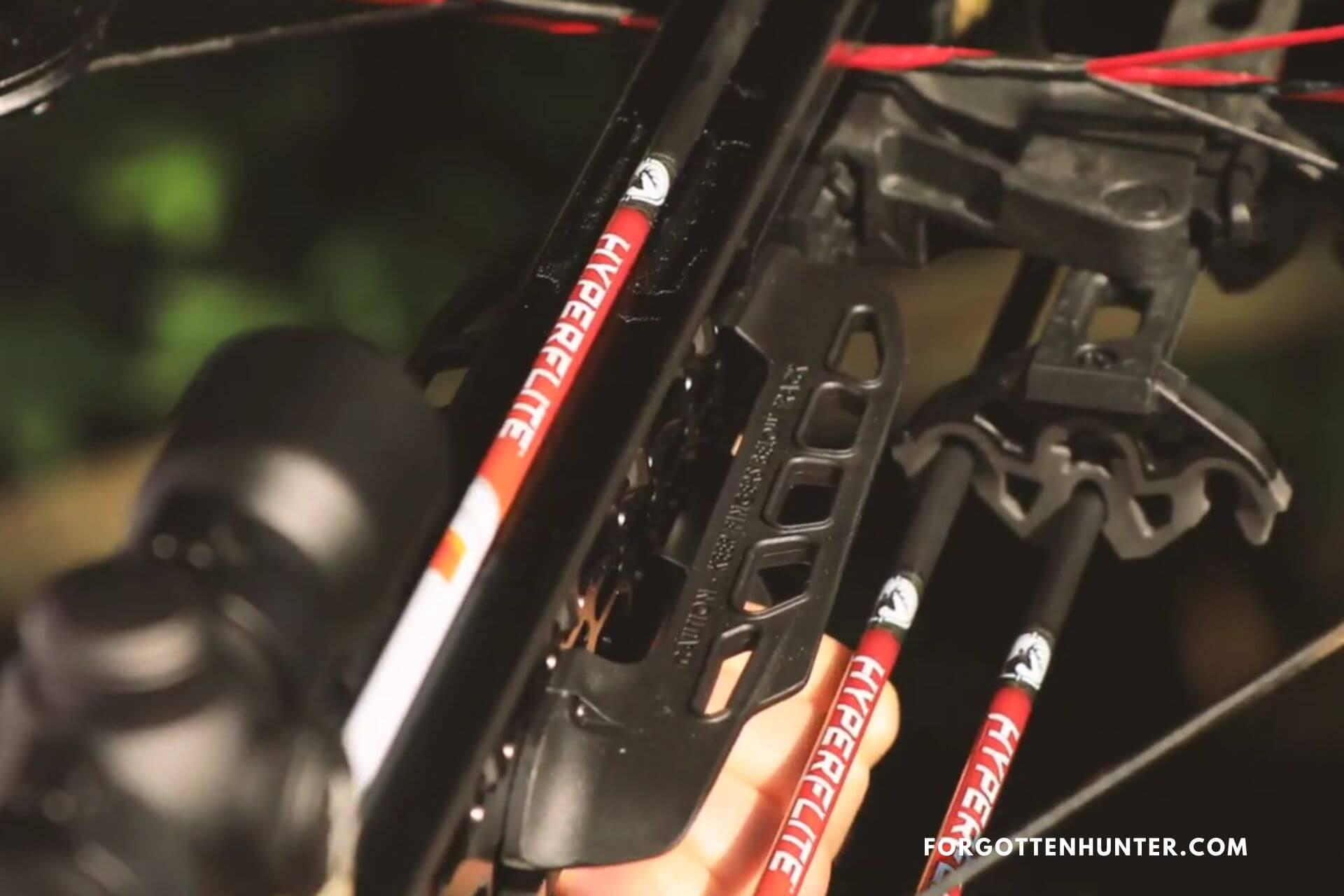 Barnett HyperGhost 425 HyperFlite Arrows