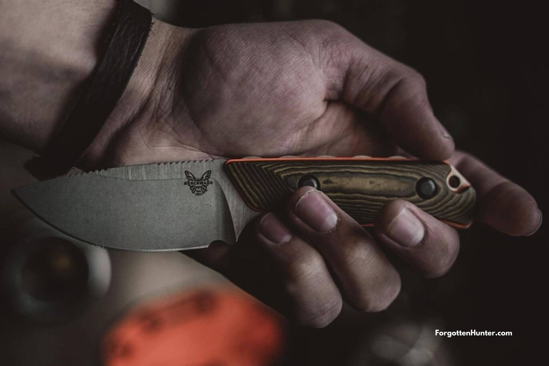 Benchmade Hidden Canyon Hunter - Knife Review