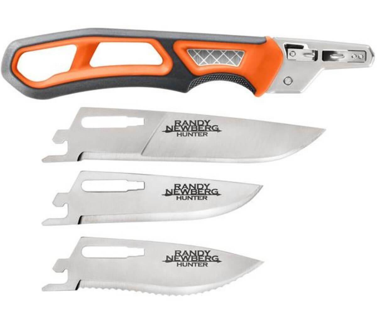 Randy Newberg EBS Knife with Exchangable Blades