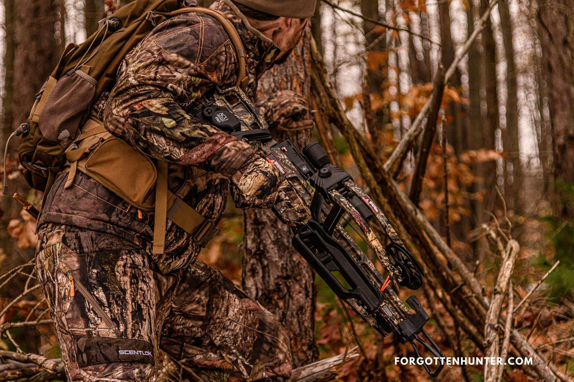 The Wicked Ridge RDX 400 overall handles really well, rests nice in your hands and is perfectly balanced.