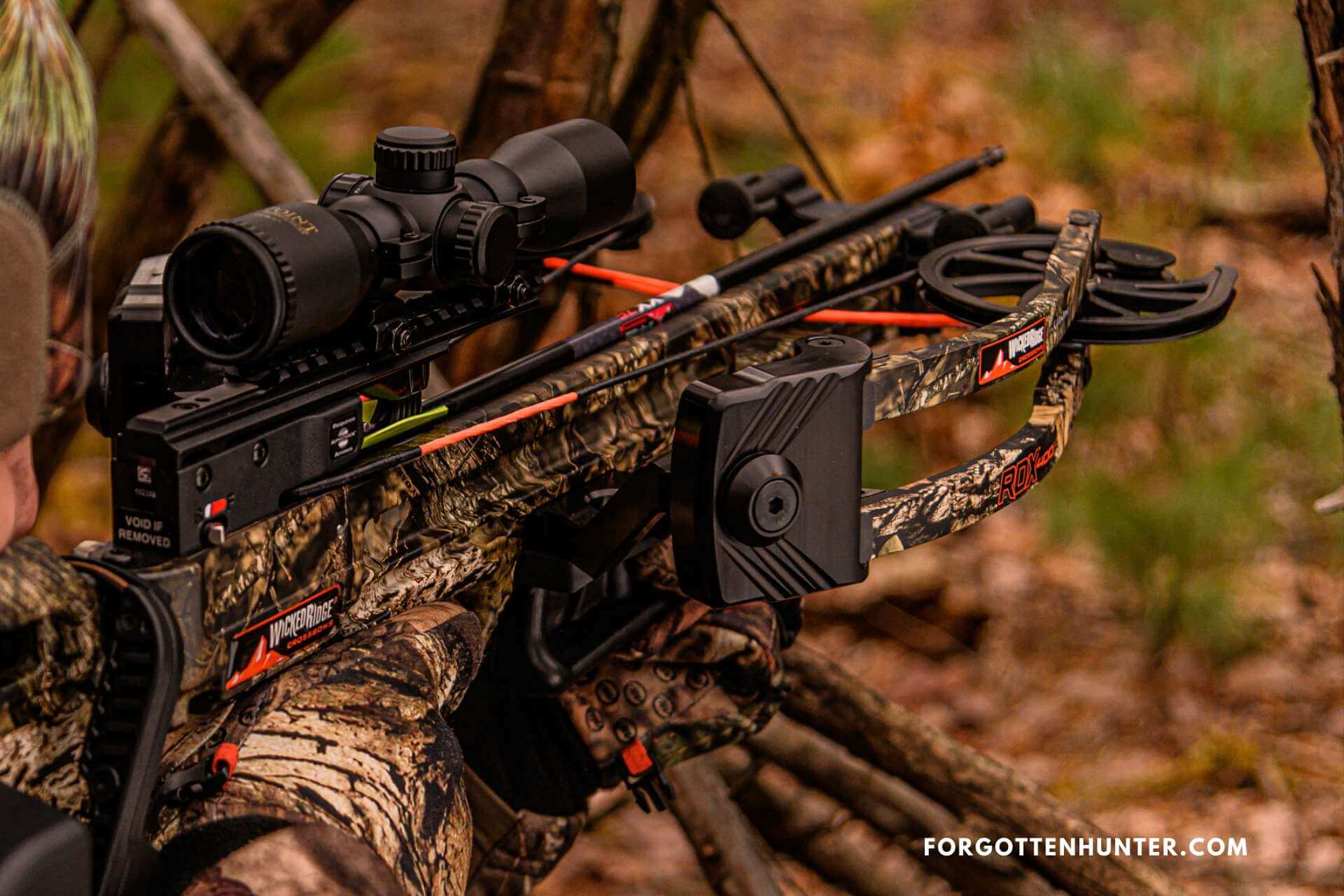 Wicked Ridge RDX 400 Reverse Draw Crossbow Review