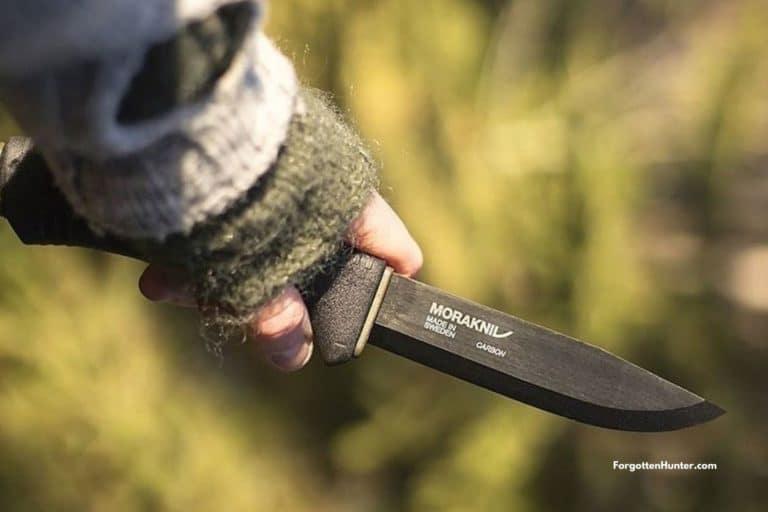 Morakniv Bushcraft - Knife Review