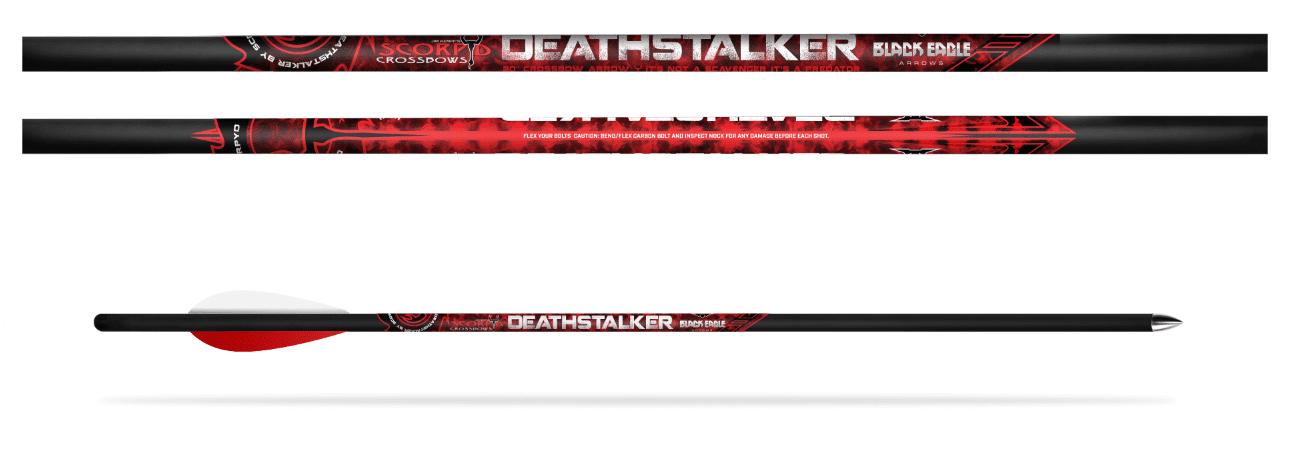 Recommended Arrows for Scorpyd Deathstalker 420FPS