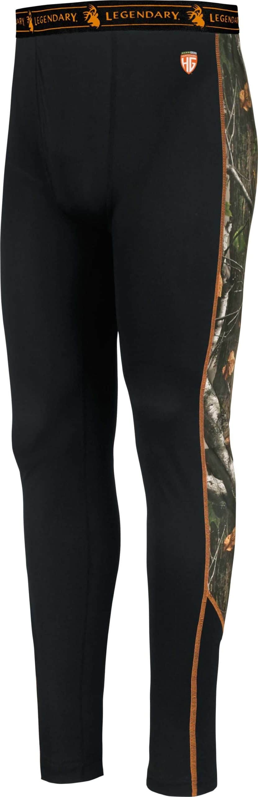 Mens HuntGuard Nanotec Base Layer Pants