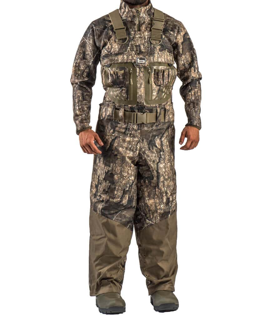 Breathable Insulated Wader