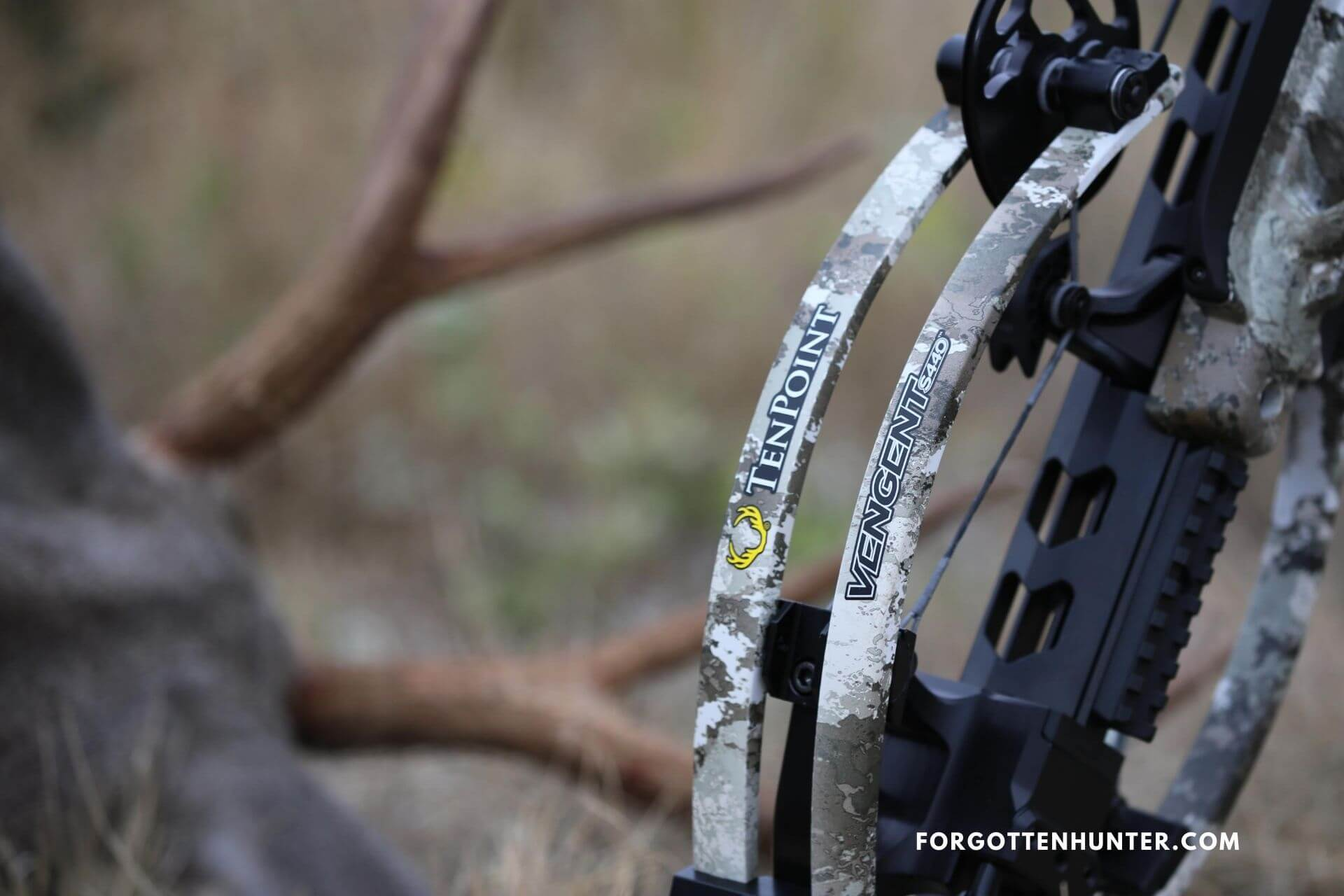 TenPoint Vengent S440 Crossbow Deer Kill