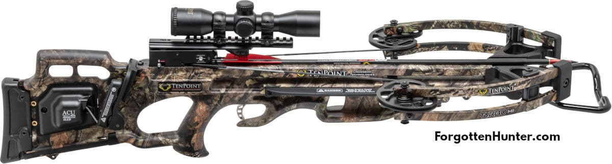 TenPoint Turbo M1 ACUdraw 50 SLED Side Profile