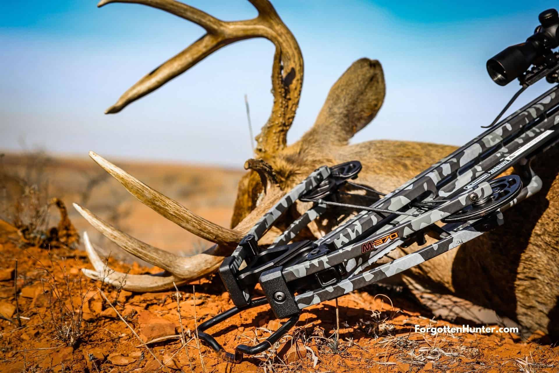 Wicked Ridge M370 Review - Lightweight and Accurate Crossbow