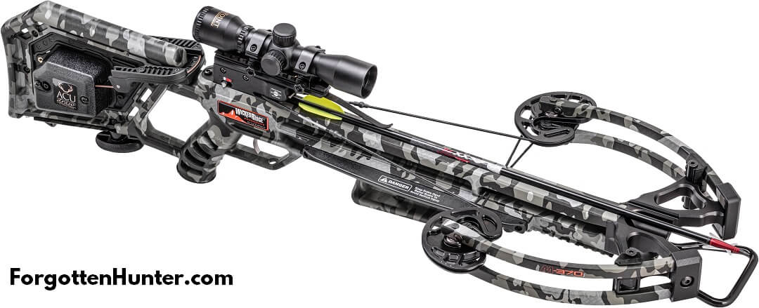 Wicked Ridge M370 Review - Lightweight and Accurate Crossbow! 1