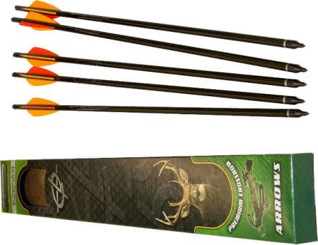 Barnett 20-inch Carbon Headhunter Arrows