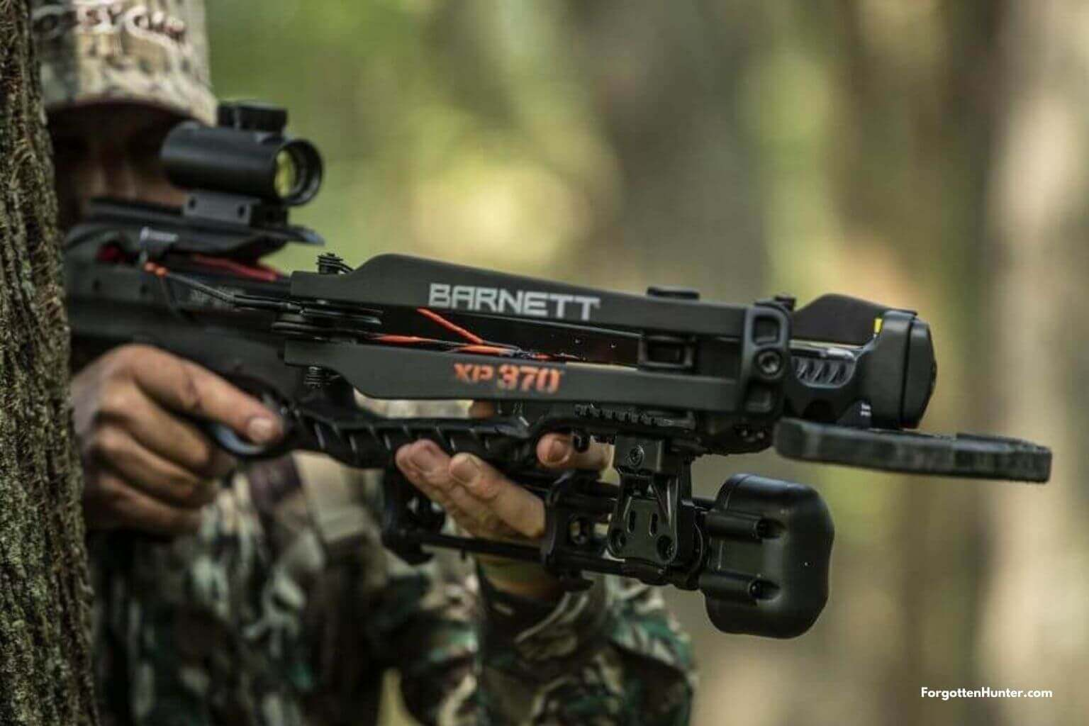 Barnett Explorer Crossbow Series - XP370XP380XP400 Review