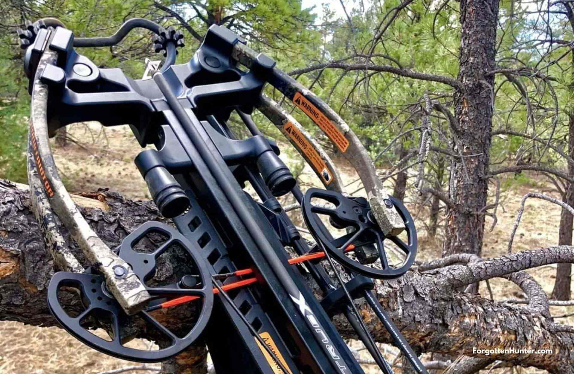 Bear X Constrictor CDX Review - Adjustable and Silent 410 FPS Crossbow