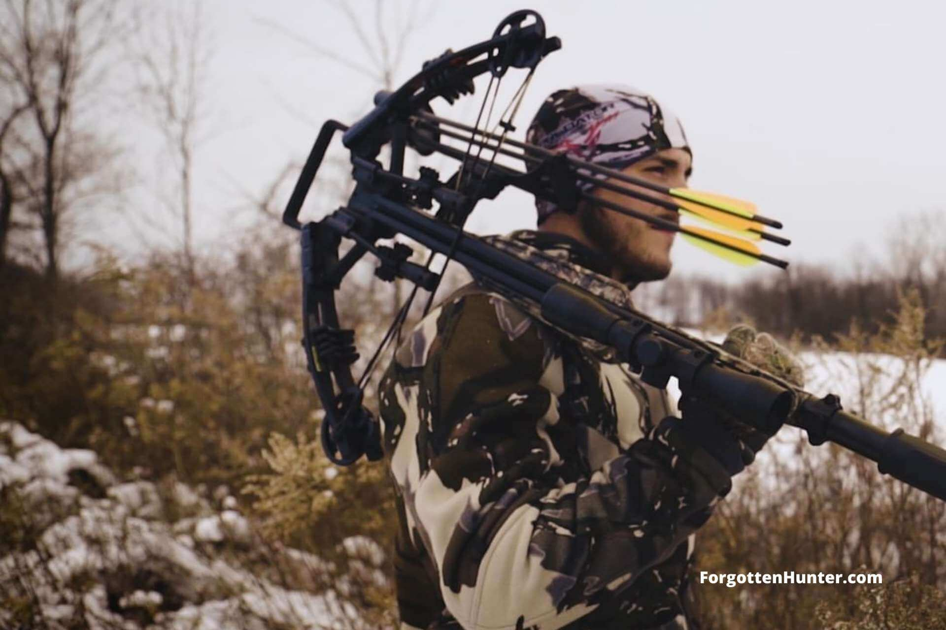 CenterPoint Mercenary 390 With Whisper Silencing System Crossbow Review