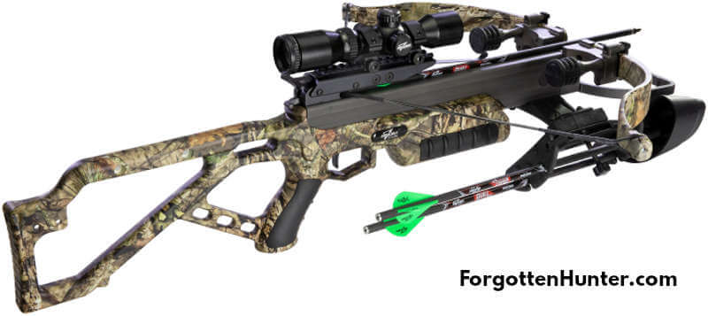 Excalibur Micro Mag 340 Crossbow Quartering Toward