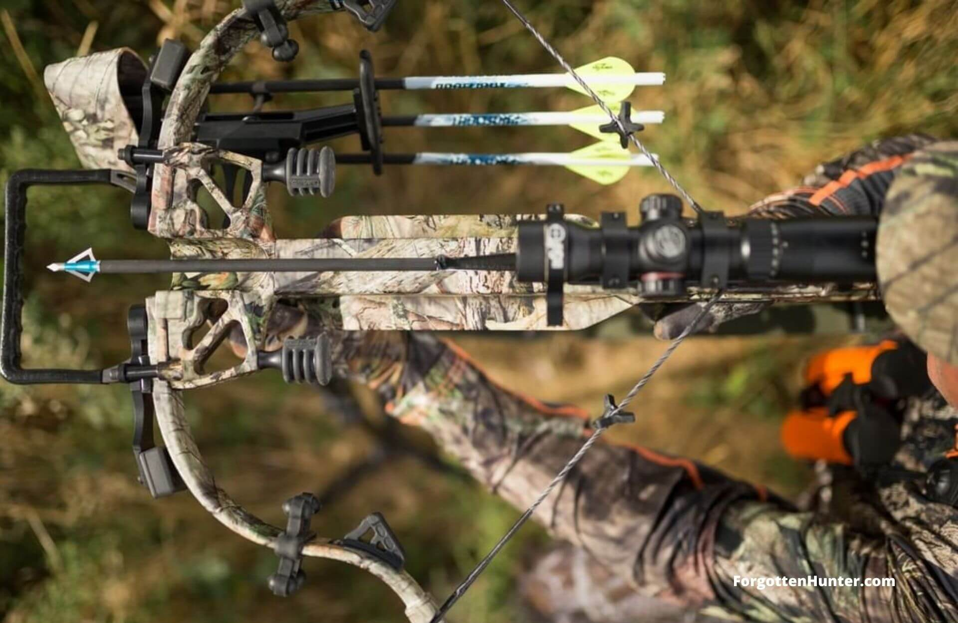 Excalibur Suppressor 400TD Review - Silent, Stealth Crossbow