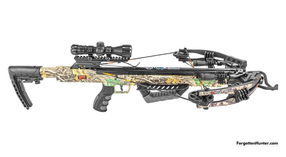 Burner 415 crossbow