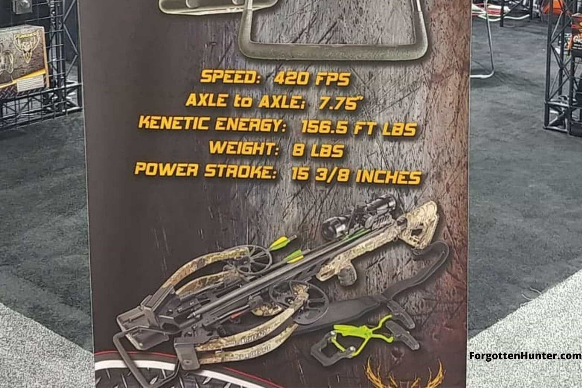 SA Sports Empire Punisher 420 Review – Powerful, Compact and Fully Adjustable Crossbow!
