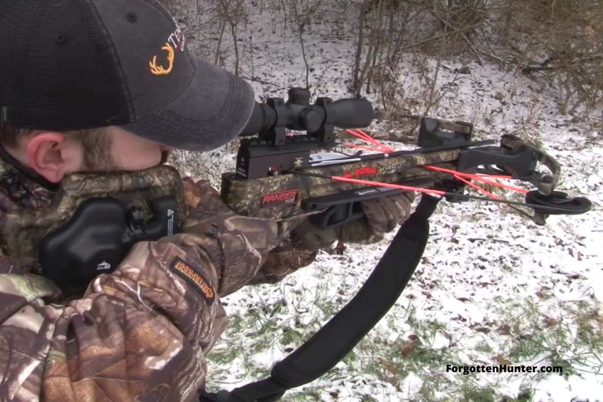 Wicked Ridge Ranger X2 Review - Crossbow With a Short Length of Pull!