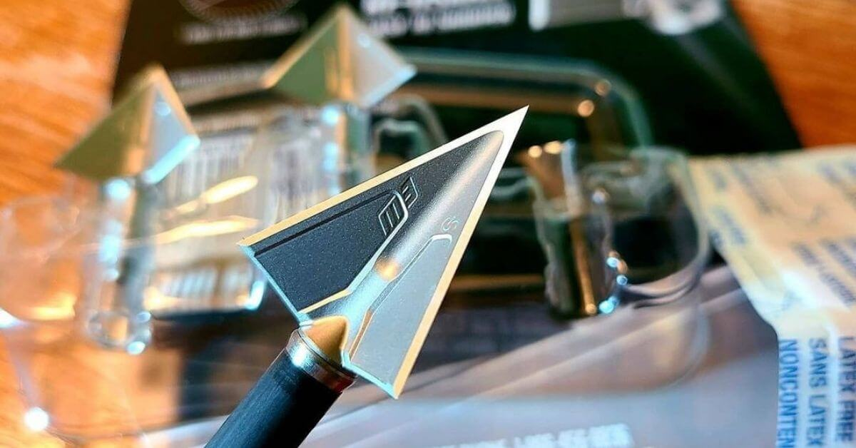 The Montec M3 is stil one of the best broadheads