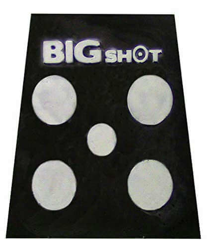 BIGSHOT Archery Titan 16 Multipurpose Broadhead Target 5 dice target