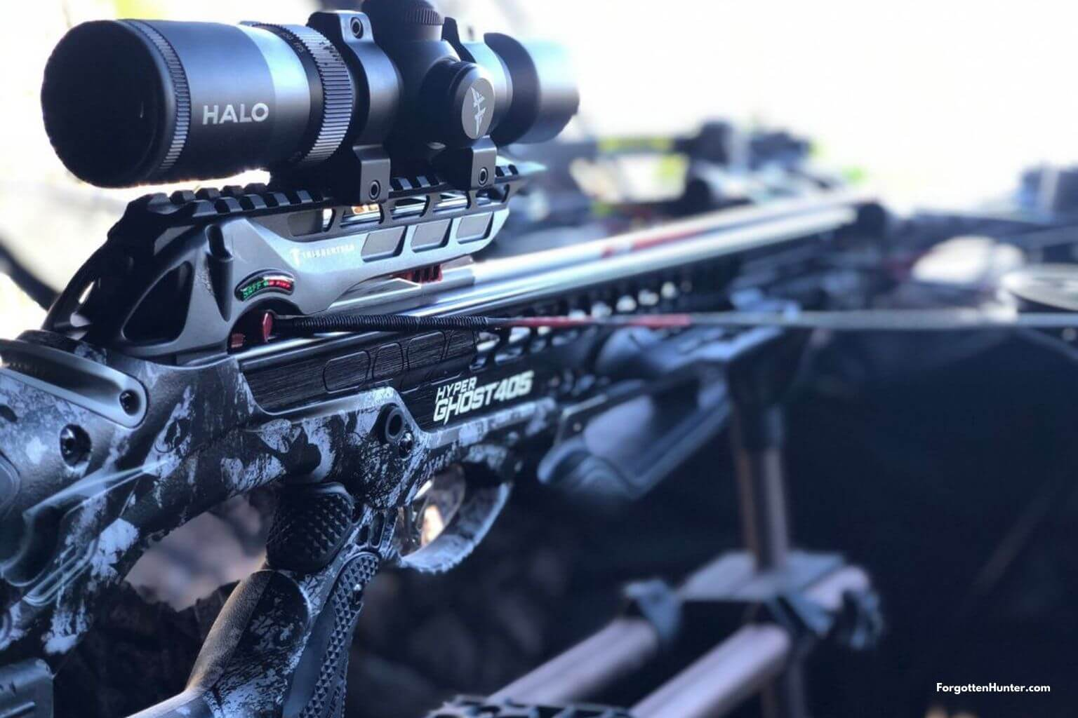Barnett HyperGhost 405 Review - Comfortable, Accurate and Fast Crossbow