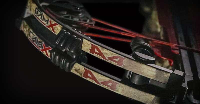 CamX A4 Armour Tuff Limbs