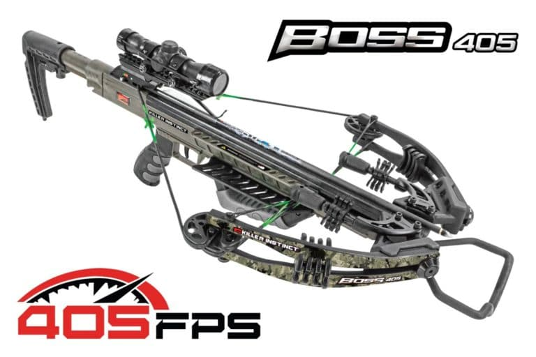 Killer-Instinct-BOSS-Killer-Instinct-BOSS-405-Review-Fully-Adjustable-and-Accurate-Crossbow405-Review-Fully-Adjustable-and-Accurate-Crossbow