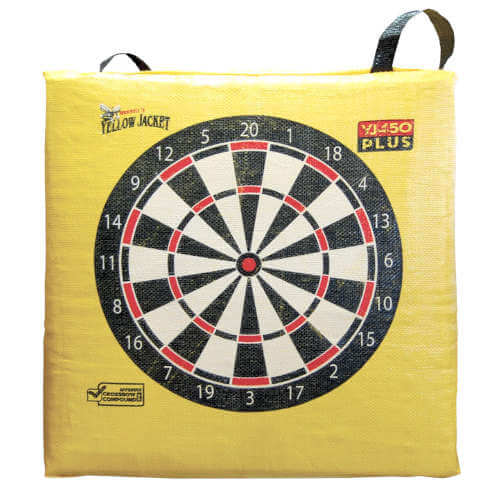 Morrell Yellow Jacket YJ-450 Plus Bag Target Dartboard