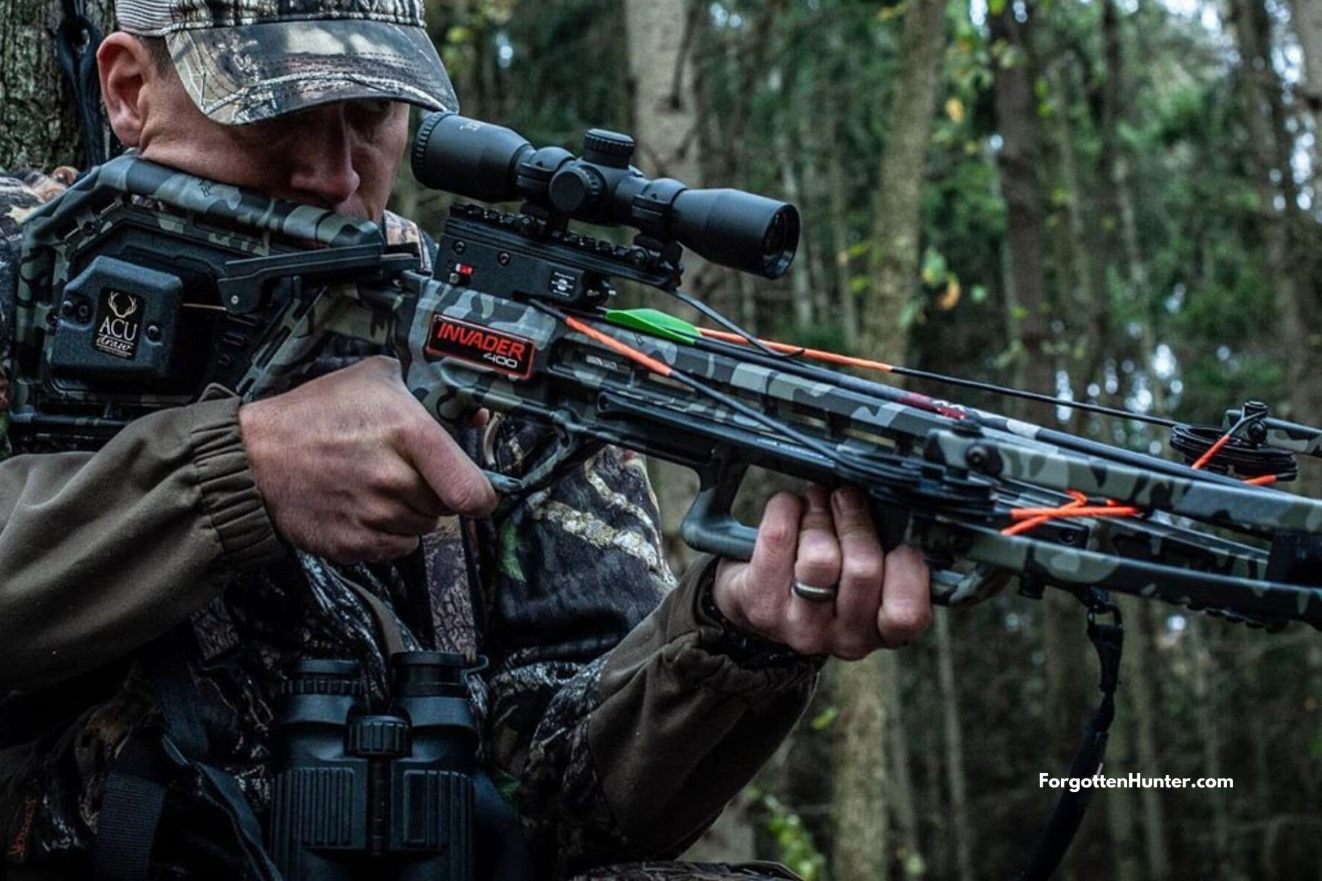 Wicked Ridge Invader 400 Crossbow Review