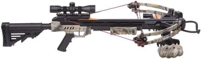 CenterPoint Sniper 370 - Best Beginners Crossbow