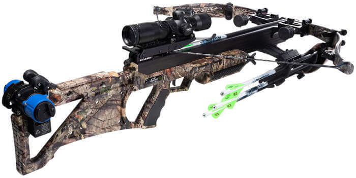 Excalibur Bulldog 440 - Best Recurve Crossbow