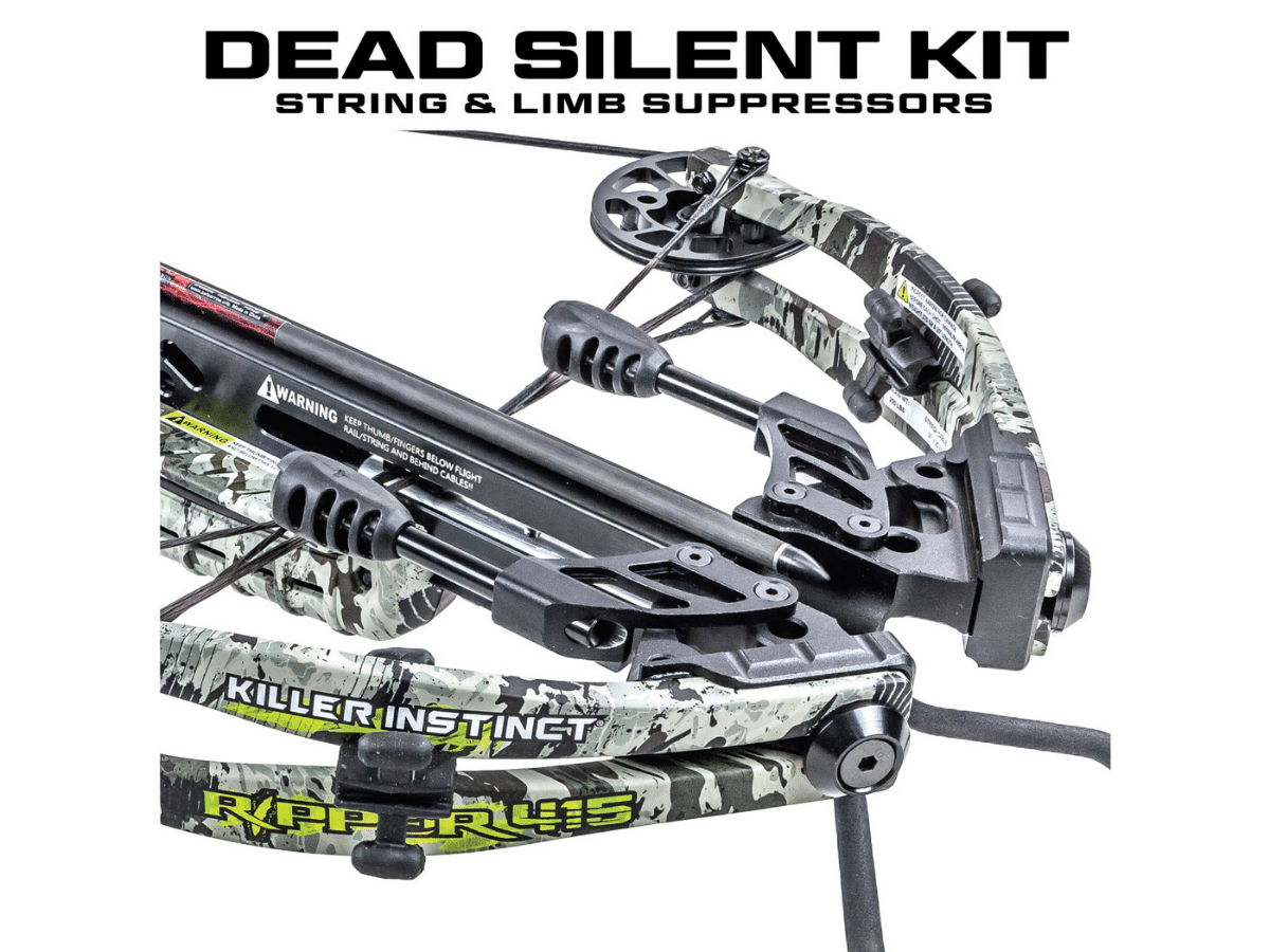 Killer Instinct Ripper 415 Dead Silent Kit