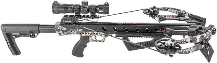 Killer Instinct Speed 425 - Best Adjustable Crossbow