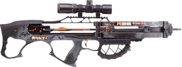 Ravin R26 - Most Compact Crossbow