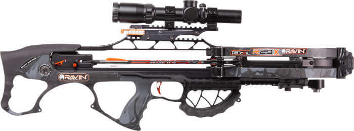 Ravin R29X - Most Accurate Crossbow